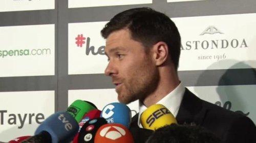 Alonso: el Real Madrid de la Liga de Campeones, el Manchester City es el ms popular de ellos no