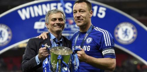"""Terry: """"Mourinho es el mejor entrenador estoy dispuesto a dar la vida por l"""