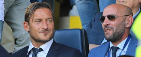 Totti: no me dijo que esto es el mejor jugador del mundo, Lionel Messi, Ronaldo